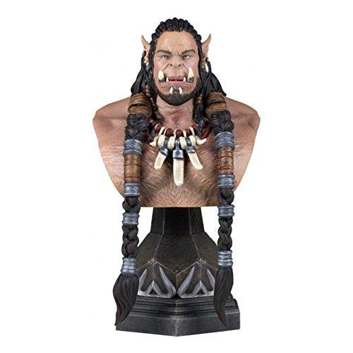 Warcraft The Beginning Büste Durotan Classic 18 cm