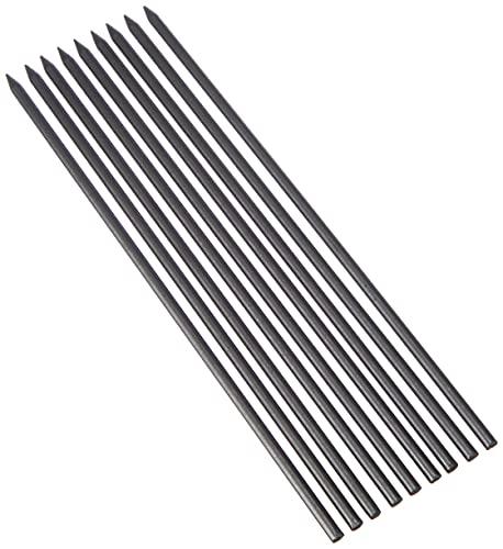 Pica 4030, Minas de recarga para lápiz, diámetro 2.8 mm, longitud 125 mm, grafito, 10 unidades,