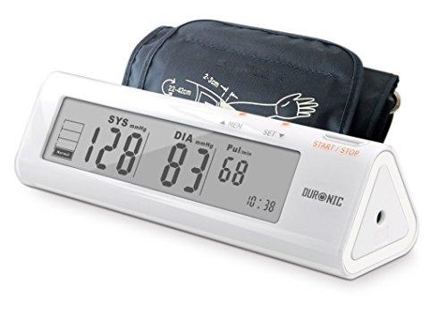 Duronic BPM450 Blutdruckmessgerät Oberarm/vollautomatisch/elektronisch/LCD Display/medizinisch zertifiziert