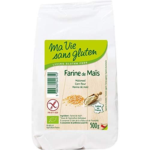 Ma Vie Sans luten Farine de Maïs 0.5 g 1 Unité