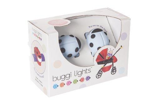 Buggi Kinderwagenlicht Leichtblau - Babyblau