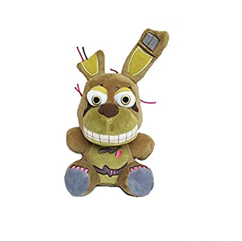 FNAF Plushies - All Characters 6 Inch -  Springtrap  - 5 Nights Freddy s Plush - Freddy Plush - FNAF Plush - Stuffed Animal - XSmart Mall