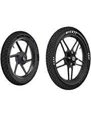 Ceat Secura Zoom 2.75 - 18 42P Tube-Type Bike Tyre, Front (Home Delivery)