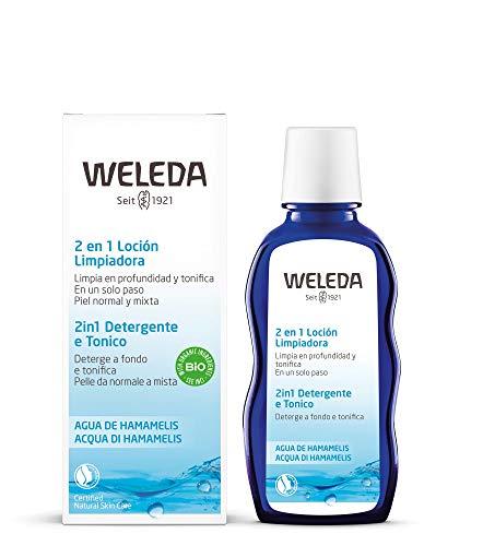 WELEDA 2-in-1 Reiniger und Toner 1 Stück, 100.0 ml