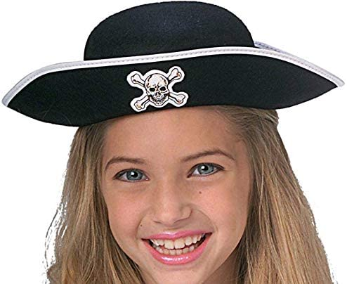 Rubie's Sale Special Price Costume Don't miss the campaign Child's Dura-Shape Pirate Hat
