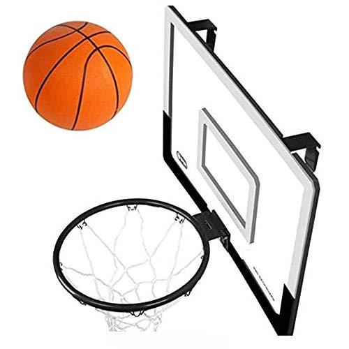 JNWEIYU Junior Jugend Basketballkorb, Technologie Mounts an runden und Vertikal Polen, Außenkinderbasketballkorb hängende Art Kinder Hoop Kinder Hoop Hause, können tunkte Sein