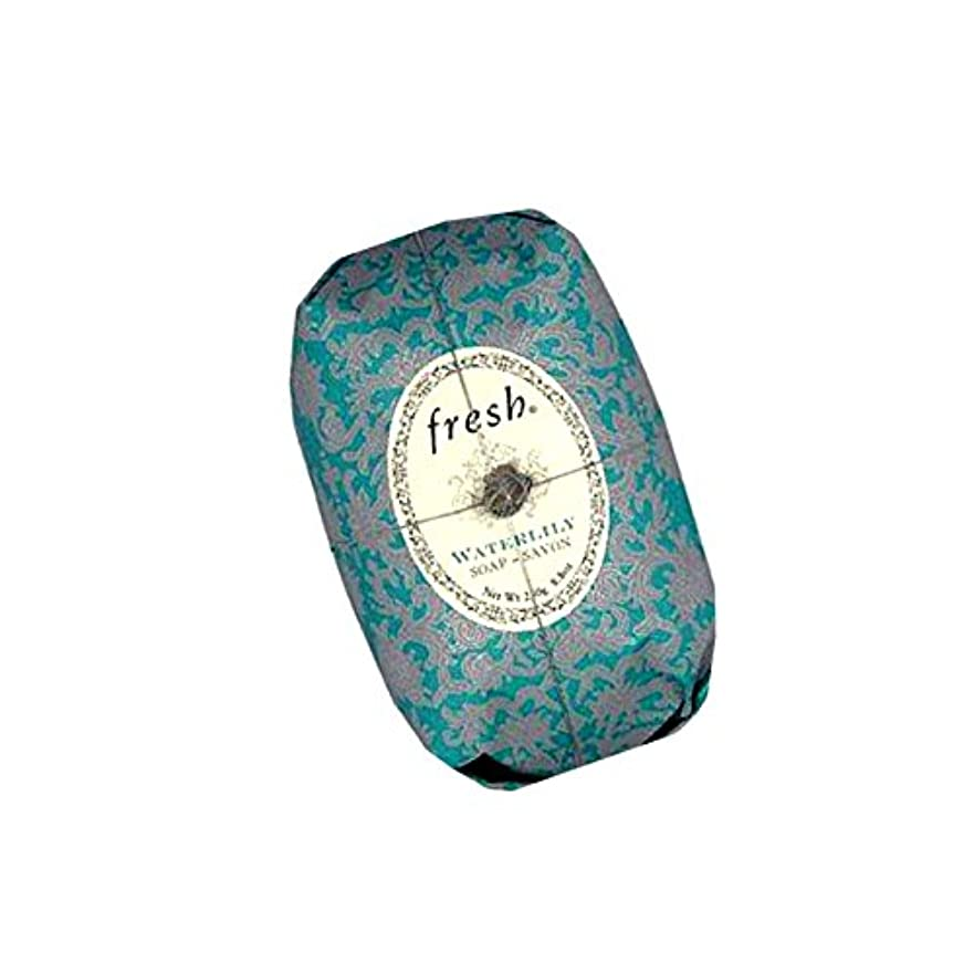 ヘリコプター誓いスロベニアFresh フレッシュ Waterlily Soap 石鹸, 250g/8.8oz. [海外直送品] [並行輸入品]