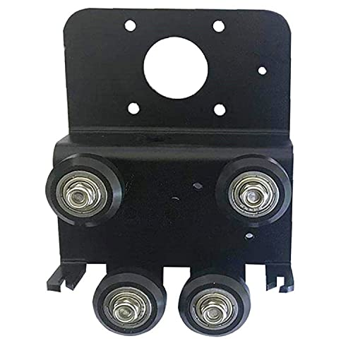 3Dman Direct Drive Extruder Plate Mount Conversion Part for Creality Ender-3, Ender 3 Pro,CR-10,CR-10S,S4,S5 Series 3D Printer