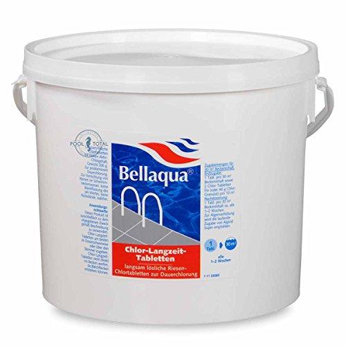 Bellaqua Chlor Langzeit Tabletten 5 kg