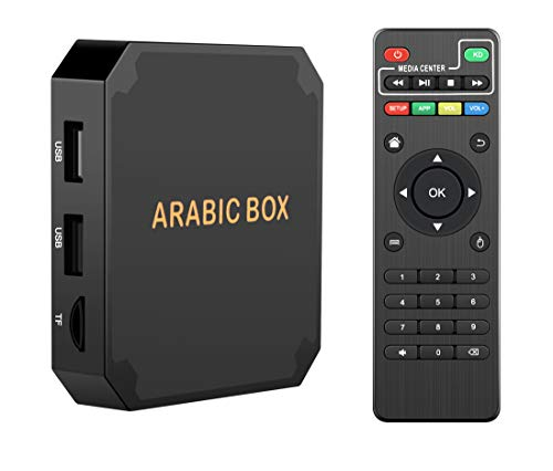 Arabic TV Box 2021 TV Box Quad Core ARM A53 CPU 2.0GHz 4K Video OTA Upgraded Enhanced Hardware and Software