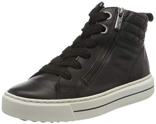ARA Damen Courtyard Sneaker, SCHWARZ, 41 EU