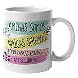 Luckygrafic Taza Amistad para Amigas...