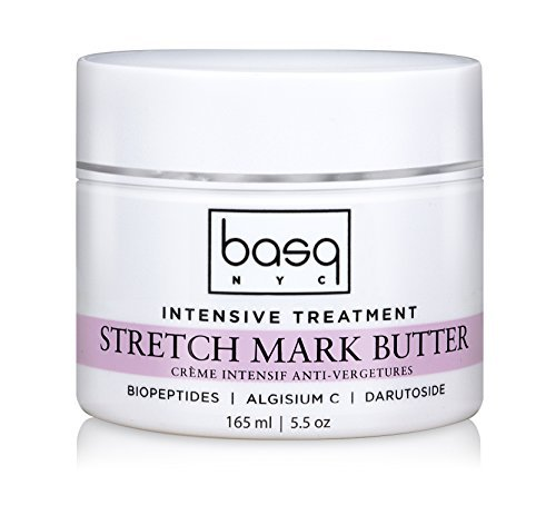 Basq Advanced Stretch Mark Butter, 5.5 oz by Basq
