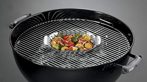 41MTCdA8B1L - Weber® Gemüsekorb, klein