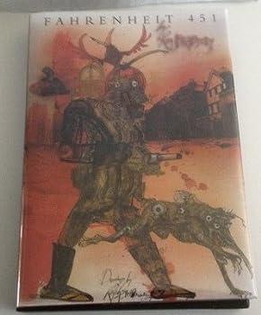 Hardcover Fahrenheit 451 Book