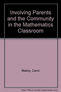Paperback Involving Parents and the Community in the Mathematics Classroom Book