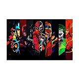 stampepersonalizzate.com - Imprimir en Lienzo - Formato Canvas - Formato 82X50 Solo Lienzo -...