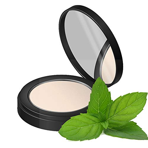 Better'n Ur Skin (SHEER MEDIUM) Prep'n Set Blur Powder | Sets Makeup Silky Finish | Blurs Fine Lines | Controls Shine | Prolongs Foundation Wear | Natural | Vegan | Cruelty Free | TALC Free