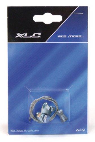 XLC 2520383200 Bremszüge & -hüllen & -führungen, Schwarz, 380 mm