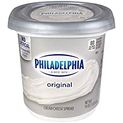 Philadelphia Original Cream Cheese Spread (16 oz Tub)