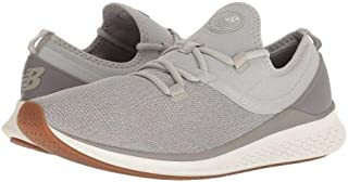 New Balance(ニューバランス) メンズ 男性用 シューズ 靴 スニーカー 運動靴 Fresh Foam Lazr Heathered - Stone Grey/White [並行輸入品]