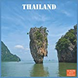 Thailand Calendar 2022: Official Thailand Calendar 2022, 16 Month Calendar 2022