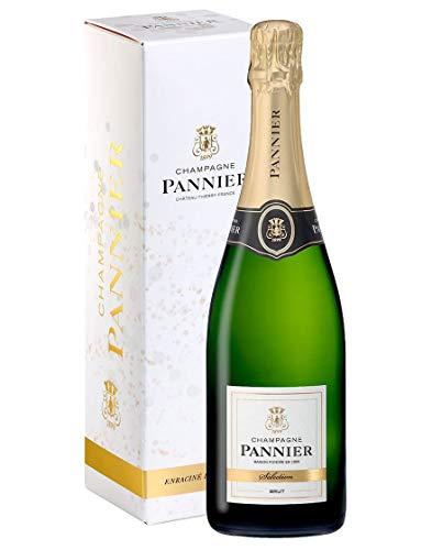 Champagne AOC Selection Brut - Pannier - Astucciato - 1 x 0,75 l.