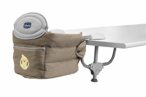 Chicco 07079023220000 Tischsitz Journey, chick to chick braun