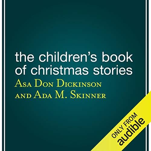 Page de couverture de The Children's Book of Christmas Stories