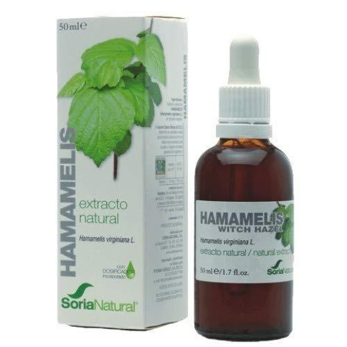 Soria Natural Extracto de Hamamelis XXI - 50 ml