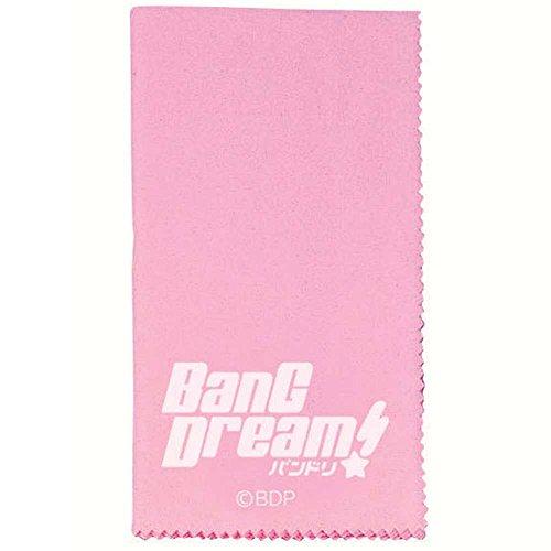ESP×バンドリ! BanG Dream! CL-8 BDP/Pink 楽器用 クロス