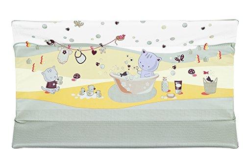 Brevi 011 Confort, Wickelauflage Confort 45 cm x 85 cm Multicolore (Caramel)