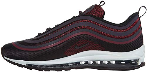 Nike Air Max 97 UL '17, Scarpe da Basket Uomo, Multicolore (Noble Red/Port Wine), 42 EU