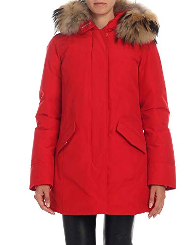 WOOLRICH Giubbino Donna Artic Parka FR WWCPS2762 Rosso XS