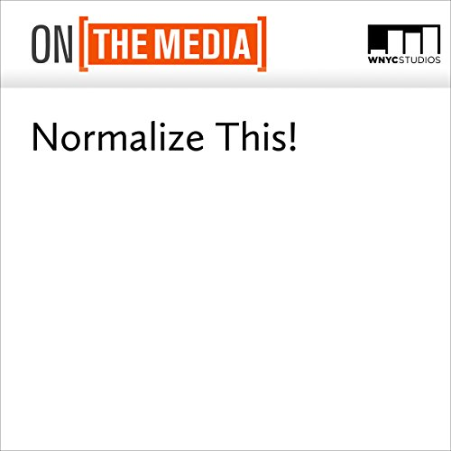 Normalize This! audiobook cover art