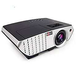 BOSS S3A Android Full HD Home/Office Projector 3000 Lumens 1920X1080 150