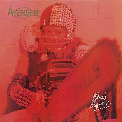 Avenger - Blood Sports