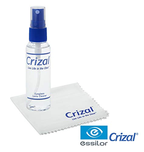 Crizal Eyeglass Cleaner