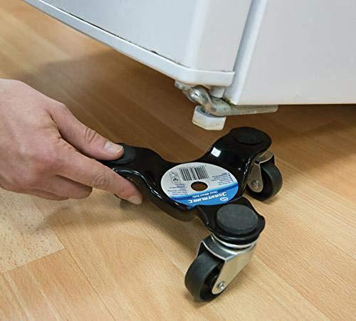 Silverline 633981 Dreirad-Möbelroller 60 kg