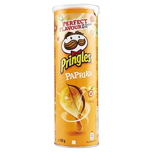 Patatas Fritas Paprika Pringles 165gr