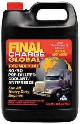 FLEET CHARGE FXAB53 Antifreeze Coolant Same day Japan's largest assortment shipping Red 1 gal 50