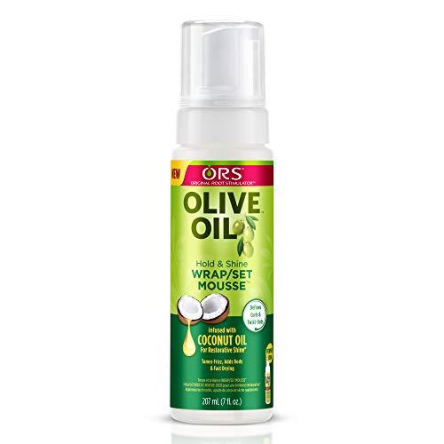 ORS Mousse Coiffante à l'Huile d'Olive 207 ml