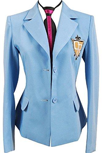 COSTHAT Ouran High School Host Club Boy Suit Top Uniform Blazer Cosplay Costume (XX-Large, Unisex)