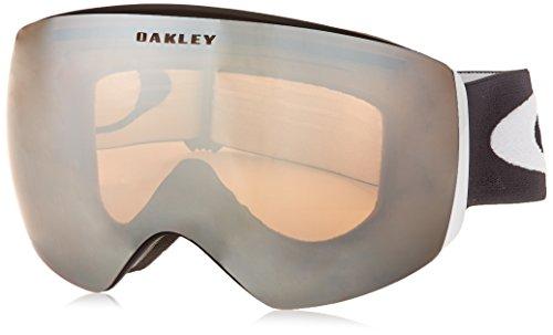 Oakley Herren Flight Deck Skibrille/snowboardbrille, Matte Black, One Size