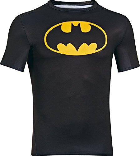 Under Armour Herren Kompressions-Alter Ego, T-shirt, Gr. XL, Schwarz Noir
