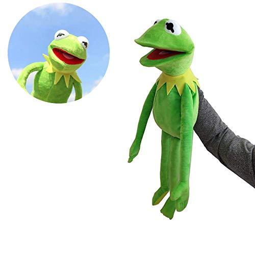 Kermit the Frog the muppets Plush Figura Rana gustavo Peluche figure 45 cm.