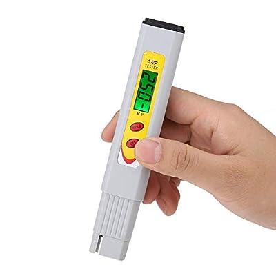 Aquarium Multimeter, ORP 969 Redox Messgerät ORP Tester Tragbarer Digitaler Wasserqualitätsprüfstift