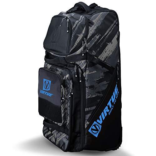Virtue Paintball Tasche High Roller V2 Gearbag, Graphic Black, schwarz