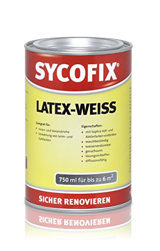 SYCOFIX Latex weiß (750 ml)