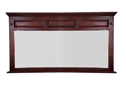 MASSIVMOEBEL24.DE Kolonialstil Spiegel Akazie massiv Möbel Oxford #405